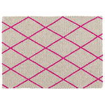thumbnail of Dot Carpet Rug Hot Pink