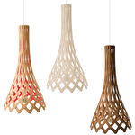 thumbnail of Nikau Half Pendant Light