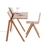 thumbnail of Copenhague Molded Plywood Desk CPH190