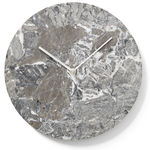 thumbnail of Marble Wall Clock: Black, White or Grey