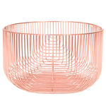 thumbnail of Oversize Wire Basket: Metallic