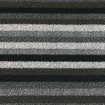 thumbnail of Even Stripe Shag Indoor/Outdoor Floor Mat