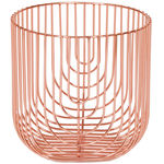 thumbnail of Mini Bend Basket: Metallic
