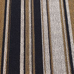 thumbnail of Mixed Stripe Shag Indoor/Outdoor Floor Mat