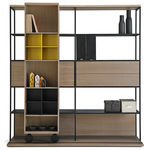 thumbnail of Literatura Open Shelving System