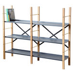 thumbnail of Croquet Shelving System: Freestanding