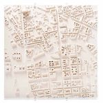 thumbnail of Amsterdam Cityscape Architectural Model