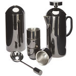 thumbnail of Brew Cafetière Giftset: Black