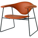 thumbnail of Masculo Lounge Chair: Sledge Base