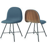 thumbnail of 3D Dining Chair: Center Base + Front Upholstery