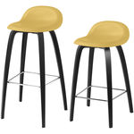 thumbnail of 3D Bar + Counter Stool: Wood Base