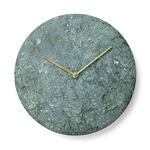 thumbnail of Marble Wall Clock: Green