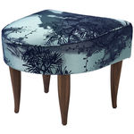 thumbnail of Fig Leaf Ottoman