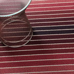 thumbnail of Block Stripe Shag Indoor/Outdoor Floor Mat