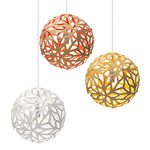 thumbnail of Floral Pendant Light