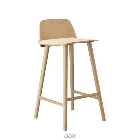 A R Store Nerd Bar Counter Stool Product Detail