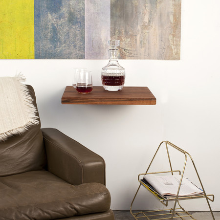 a+r store - randi wall-mounted side table - product detail