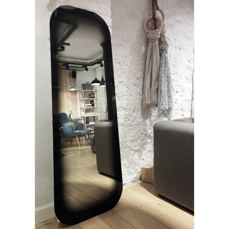 A r store fading mirror rectangle product detail for Miroir rectangulaire ikea