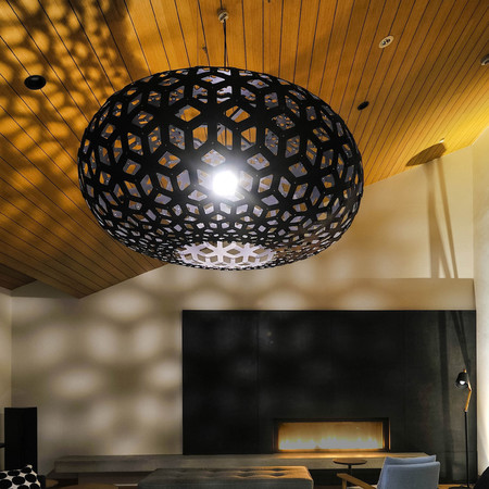 A R Store Snowflake Pendant Light Product Detail